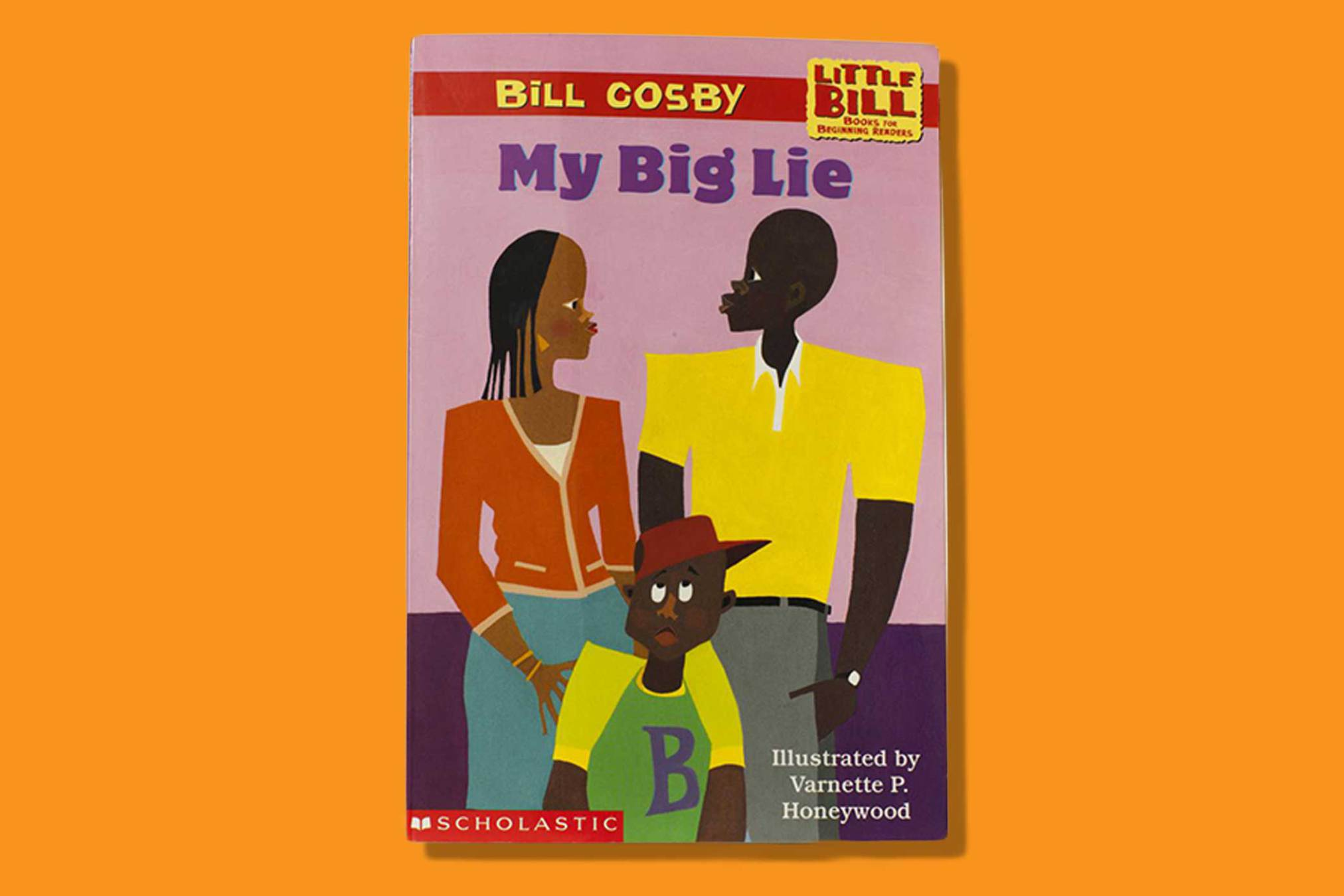 'My Big Lie' by Bill Cosby.Cassidy for TIME