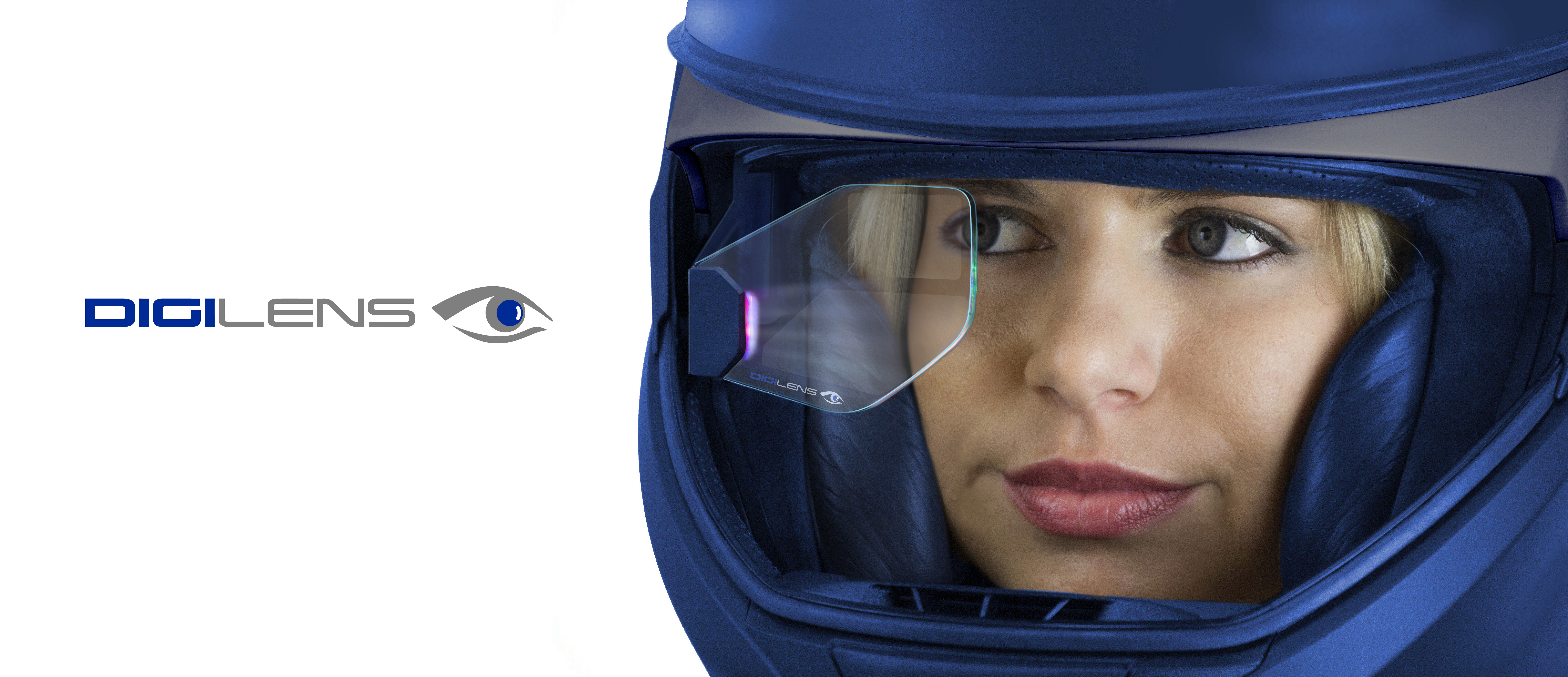 BMW is bringing augmented reality to motorcycle helmets through DigiLens technology.
