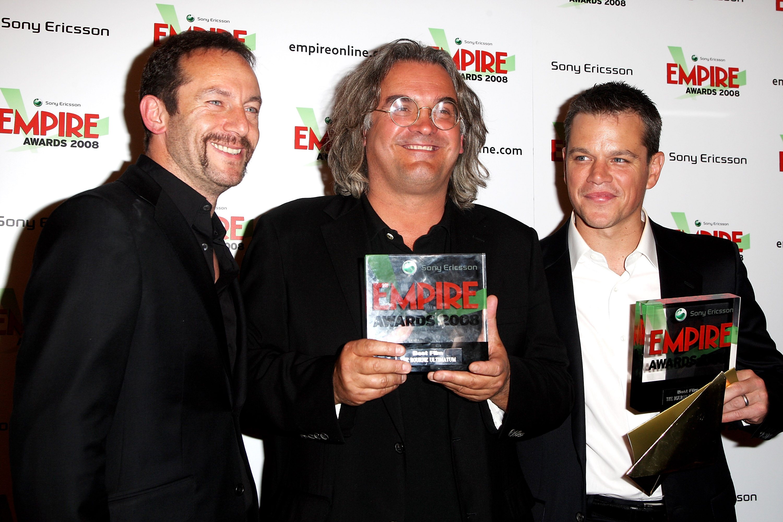 Sony Ericsson Empire Film Awards: Winners Boards
