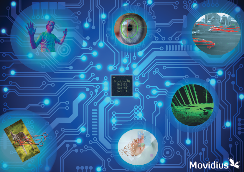 Use cases for the Movidius chip.