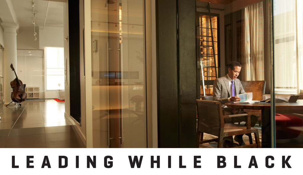 An Inside Look at What's Keeping Black Men out of the Executive Suite