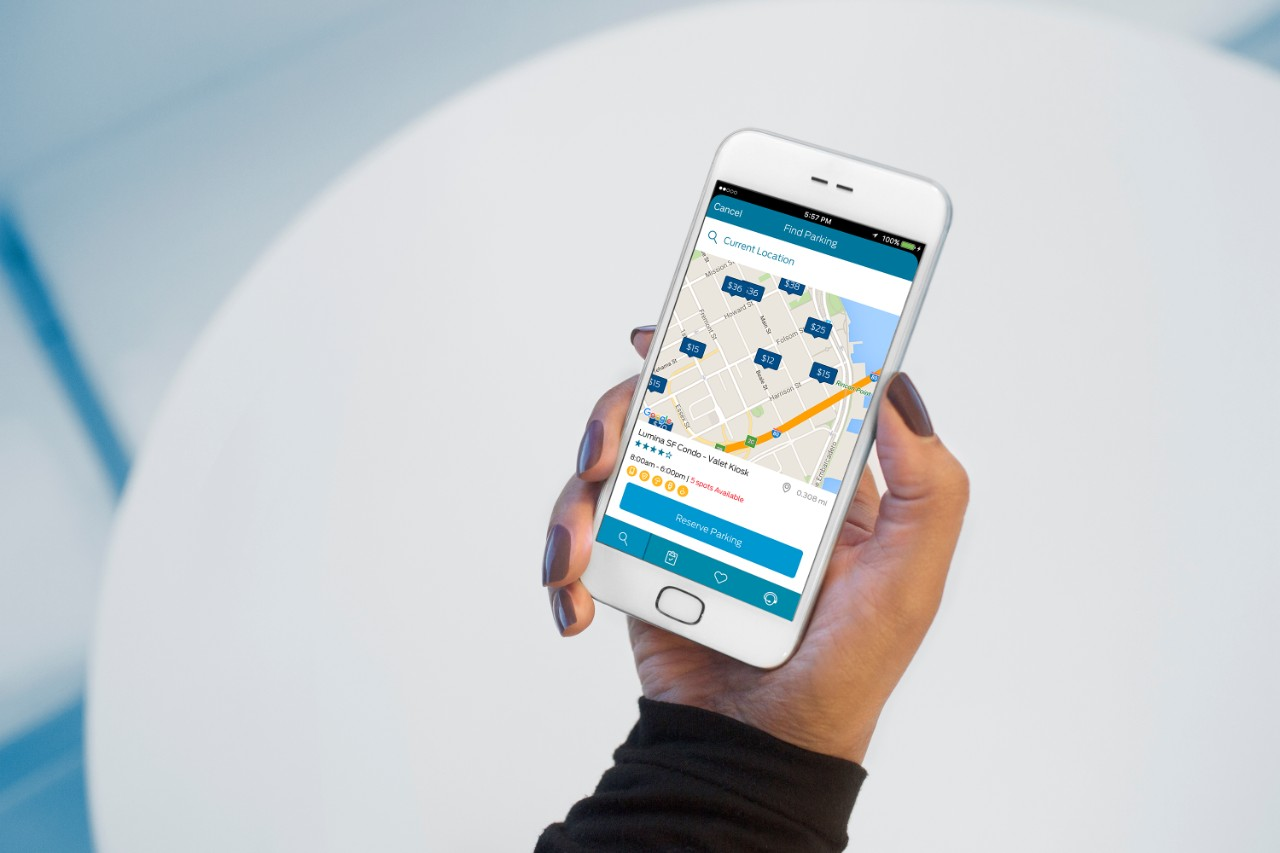 The FordPass app will include a feature to help customers locate and pay for parking.