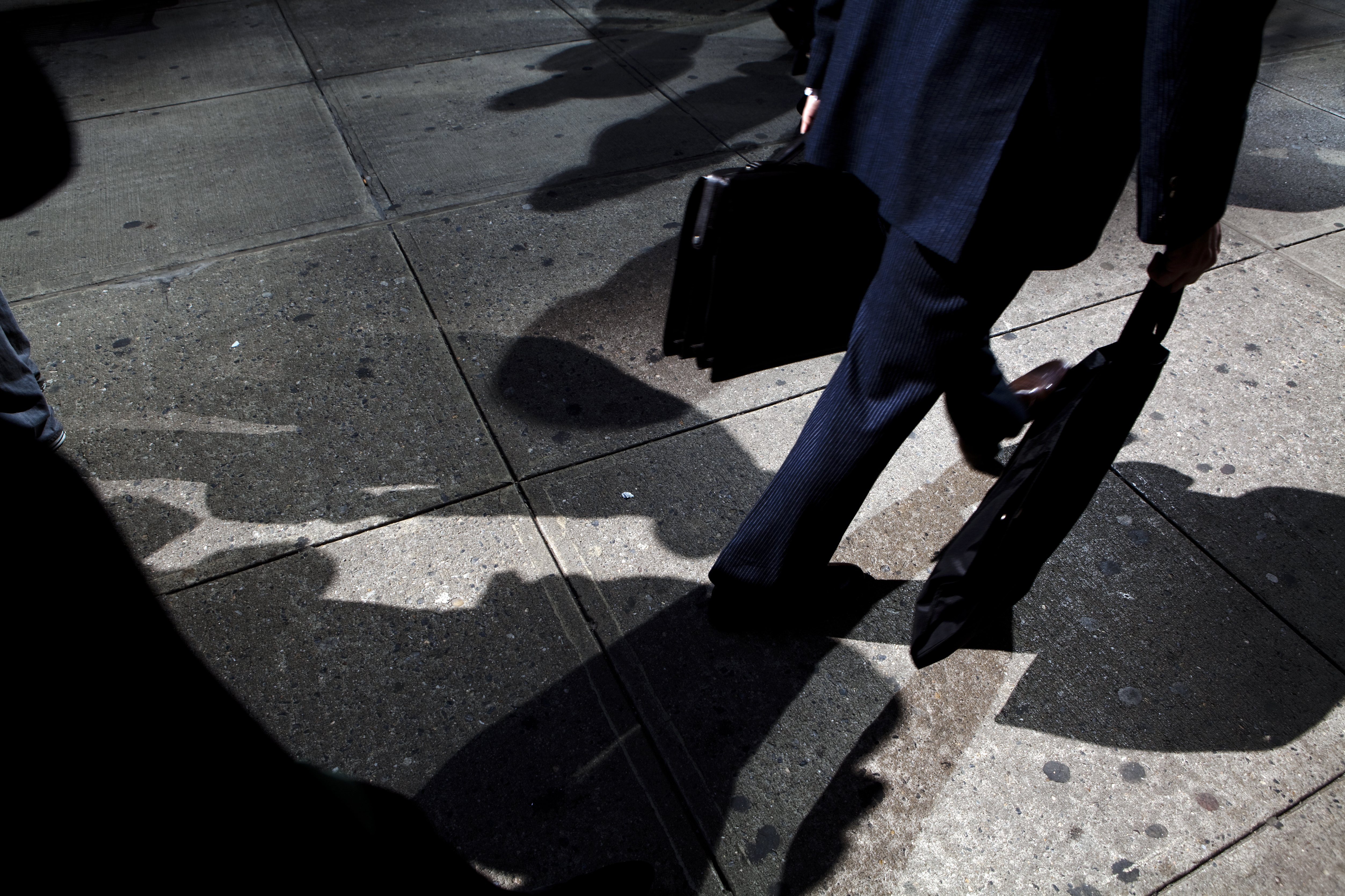 Wall Street Economic Crisis
