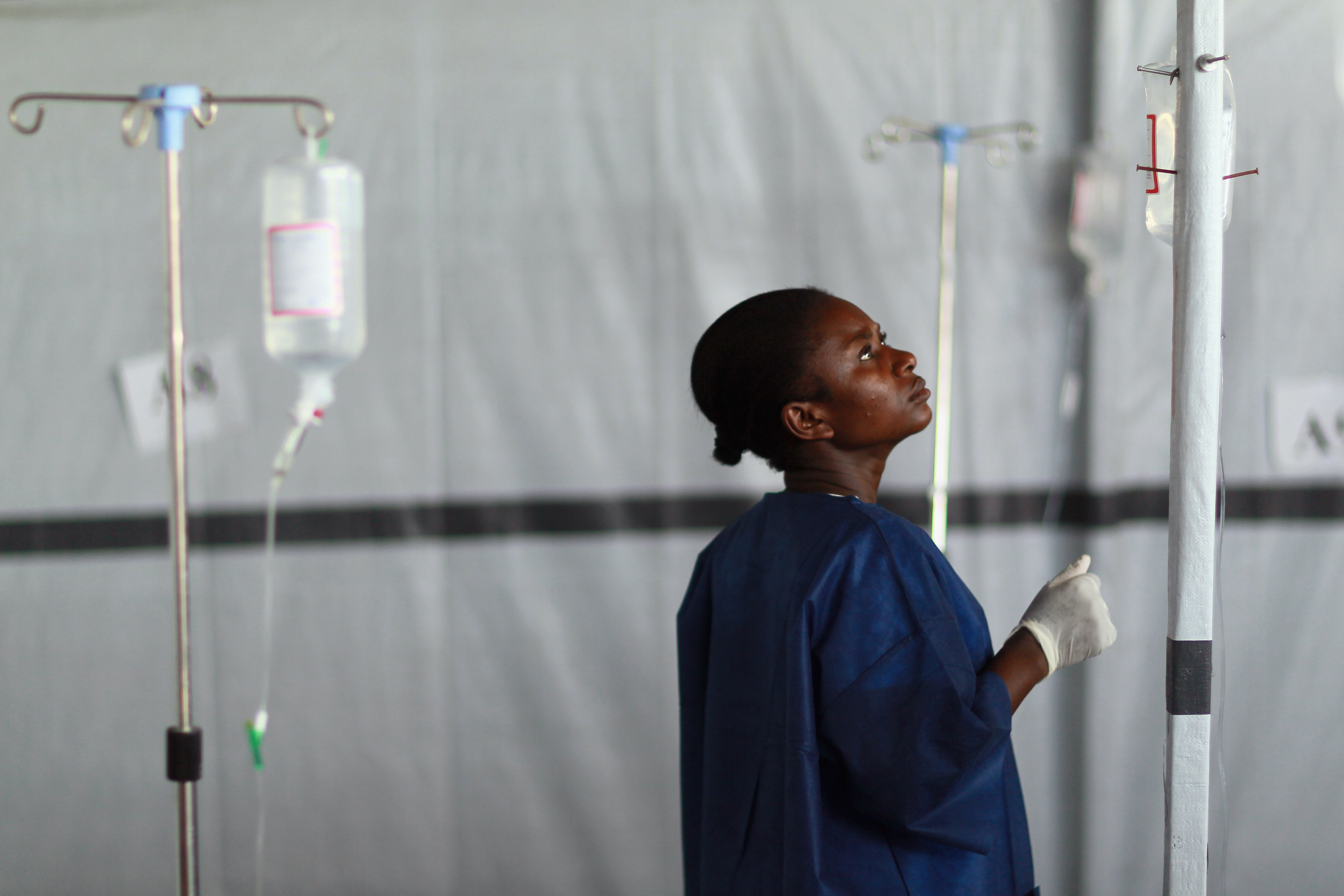 Cholera Epidemic Spreads Rapidly In Haiti