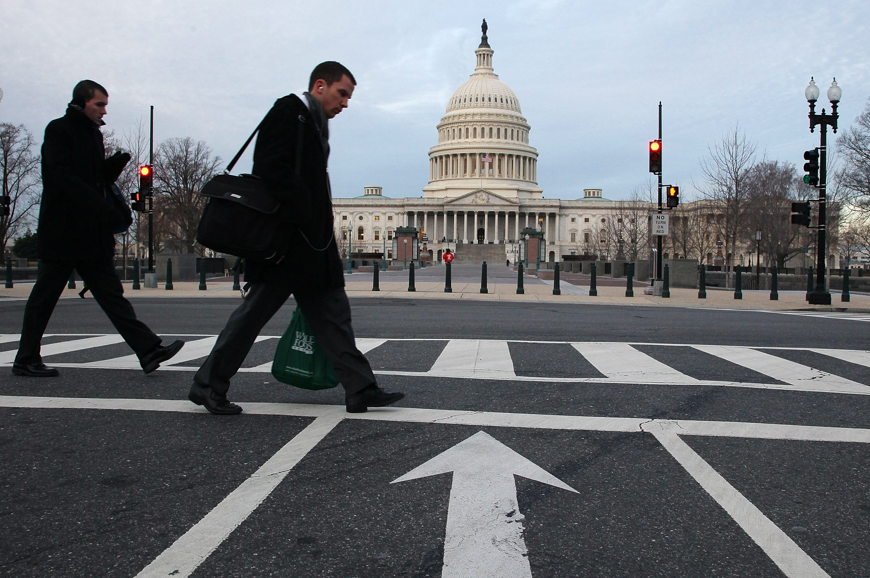 Washington Awaits Start Of 112th Congress
