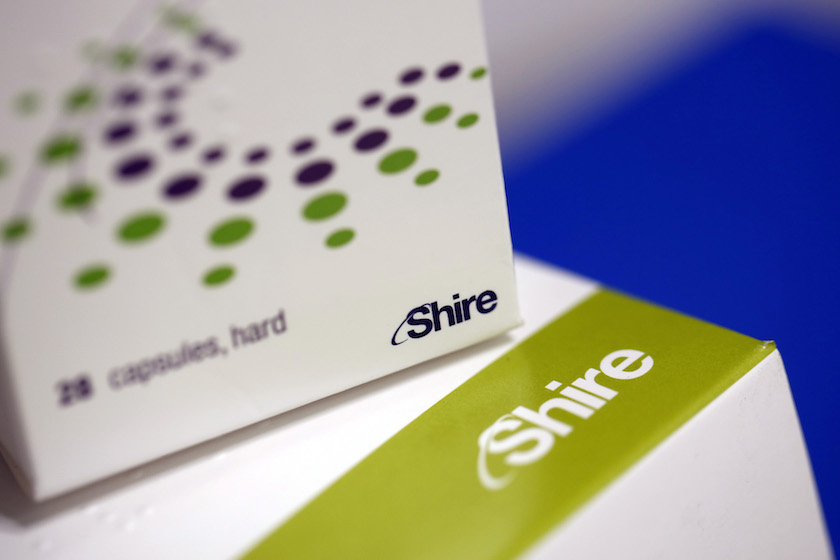AbbVie Inc. To Buy Shire For $54.8 Billion