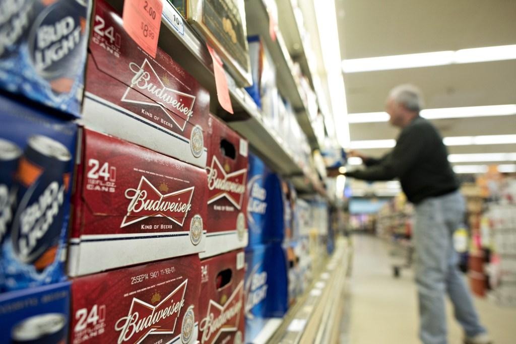 U S  Officials Are Investigating Anheuser-Busch InBev Over