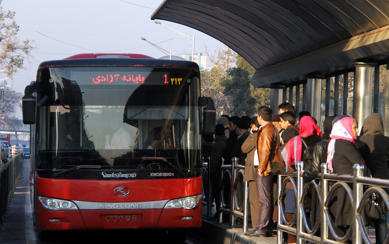 Tehran odd-even licence plate number restrictions