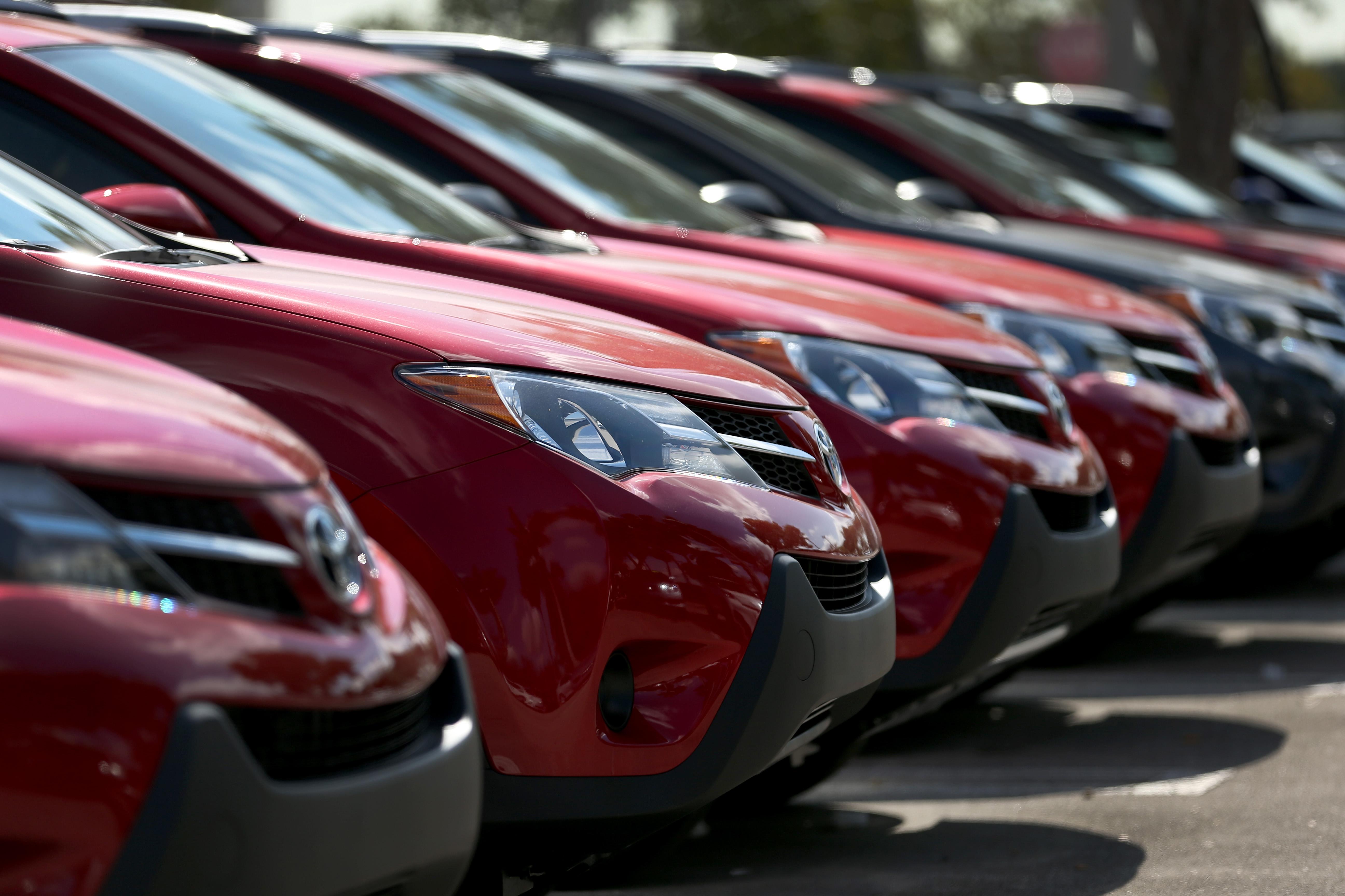 Toyota Sales 2016