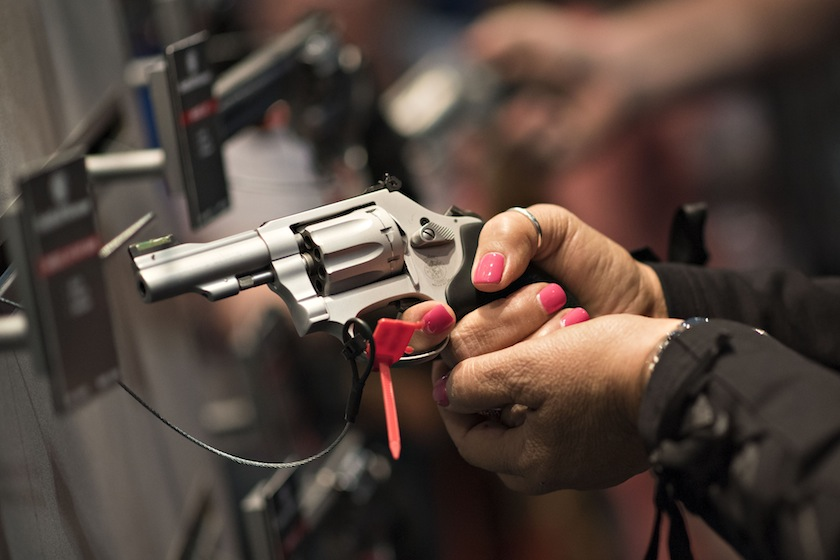 Inside the National Rifle Association (NRA) Annual Meetings & Exhibits