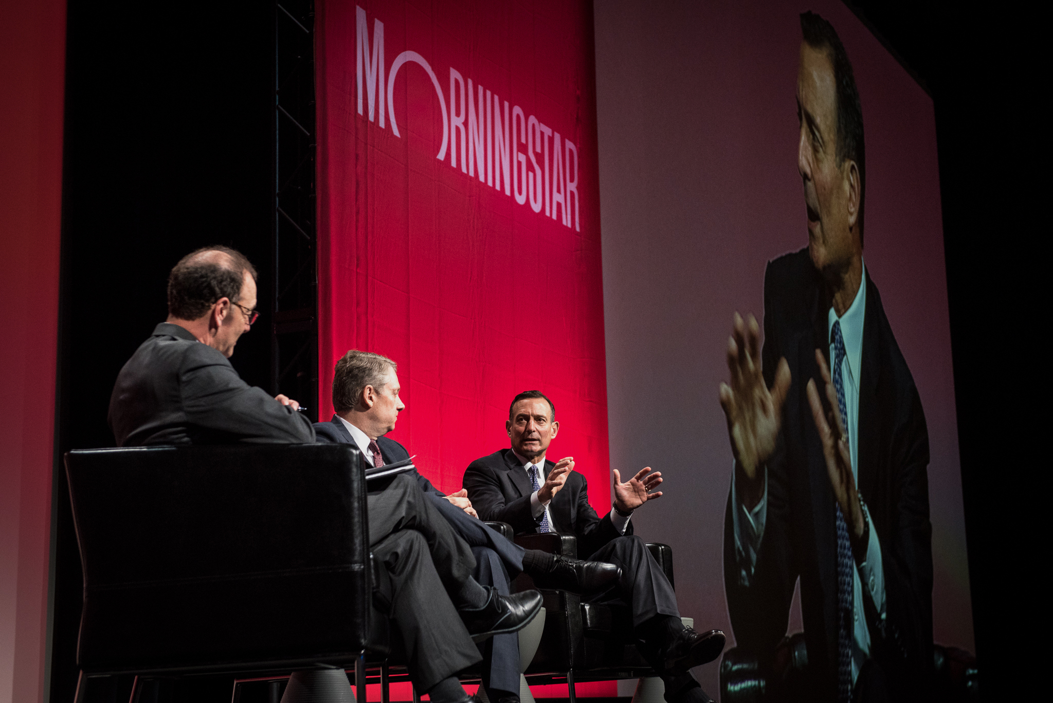 Pimco Chief Executive Officer Douglas Hodge And Chief Investment Officer Daniel Ivascyn Speak At The Morningstar Investors Conference
