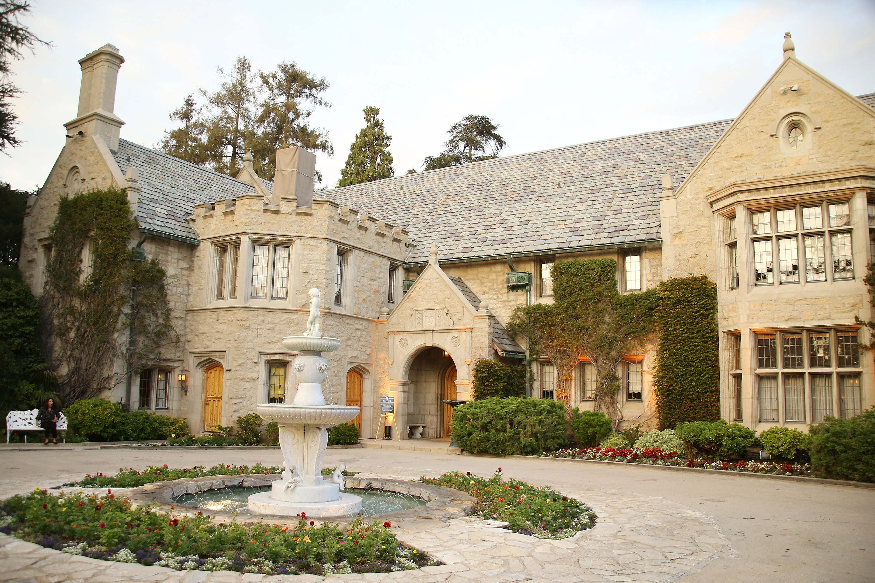 Playboy Mansion Gets Permanent Protection Fortune
