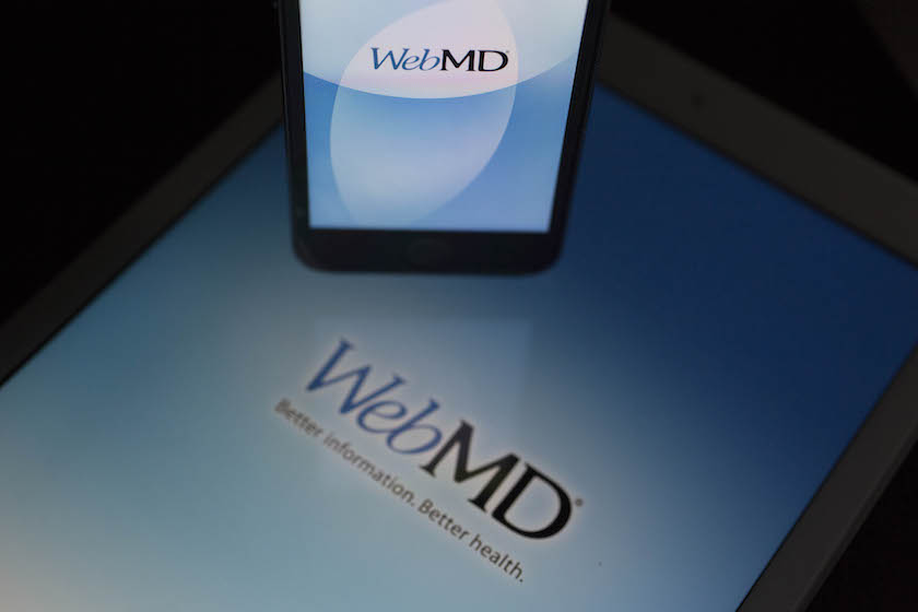 WebMD Health Corp. Illustrations Ahead of Earnings Figures