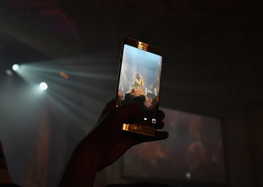 Harper's BAZAAR ICONS By Carine Roitfeld And Jean-Paul Goude Presented By Samsung Galaxy