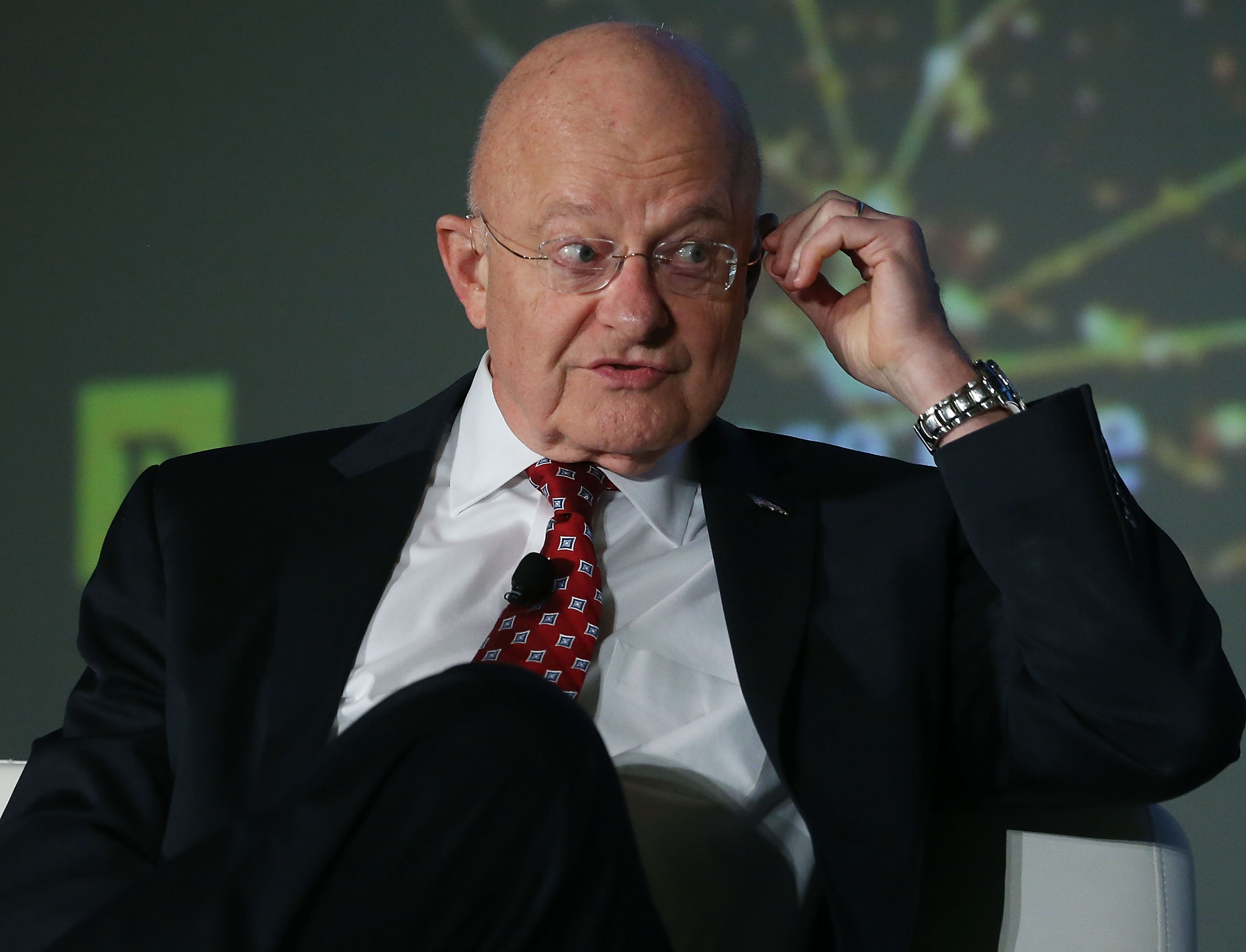 National Intelligence Director Clapper Addresses National Security Summit