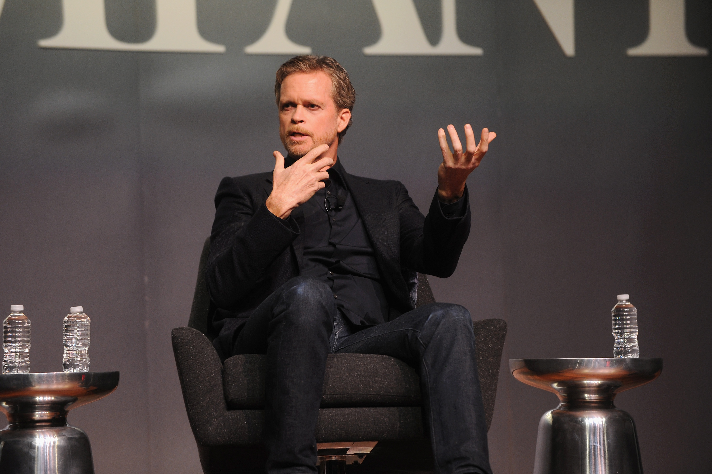 The Fast Company Innovation Festival -  Inside Nike's Playbook With Nike CEO Mark Parker And Tennis Icon Serena Williams