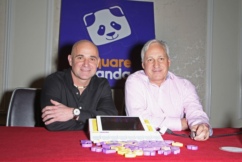 Andre Agassi And Square Panda Launch Connected Phonics Playset At CES 2016