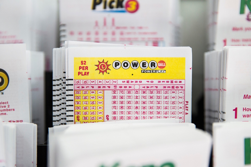 Record Powerball Lottery Jackpot