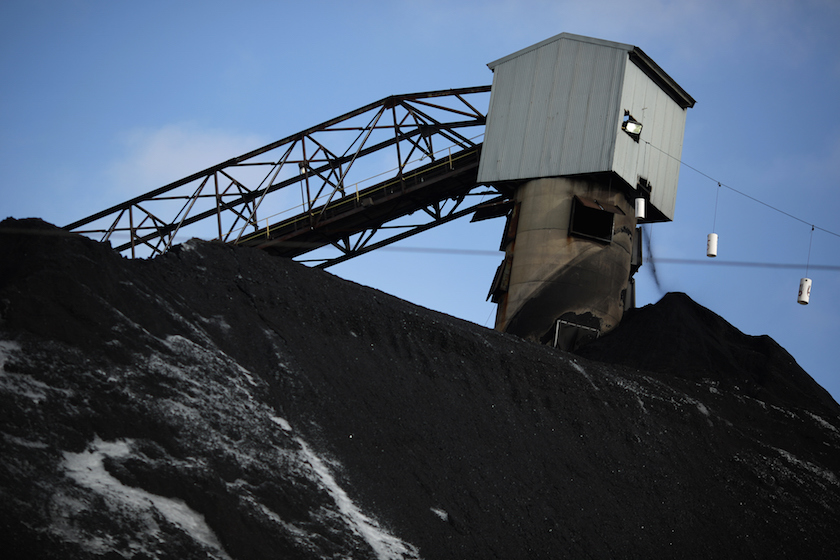 Arch Coal Inc. Facilities As Company Files For Bankruptcy