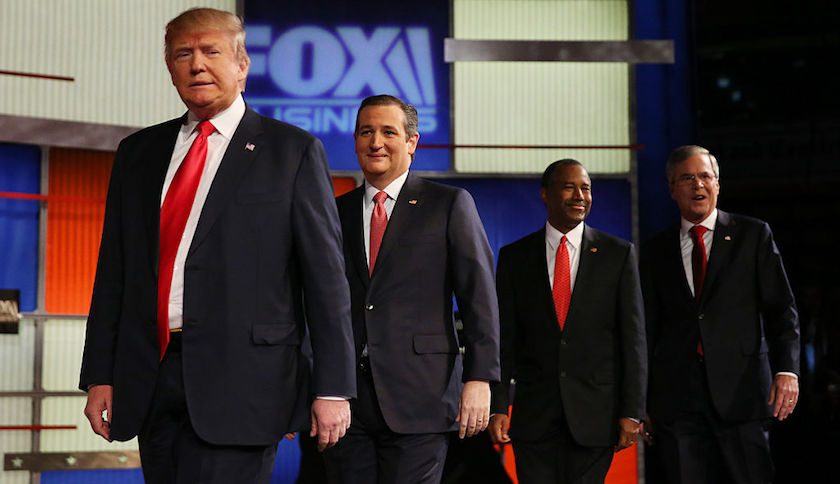 Republican Debate Charleston