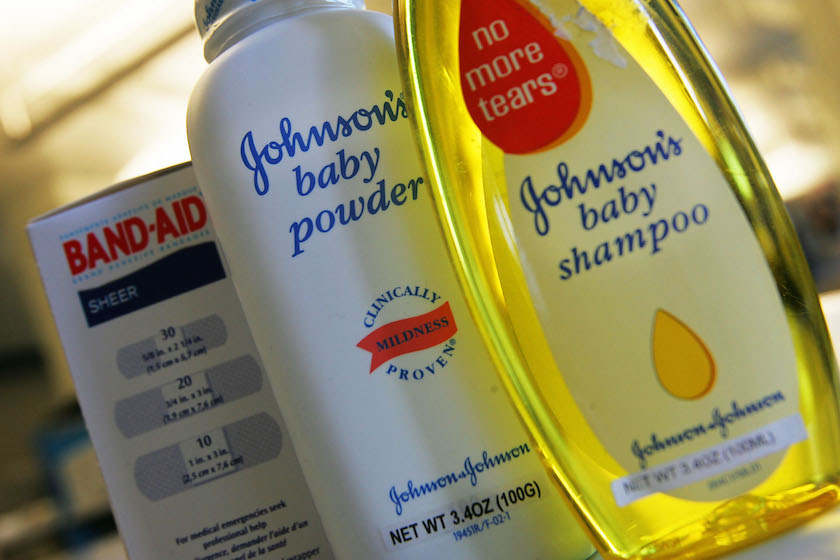 Johnson And Johnson's Buys Guidant Corp