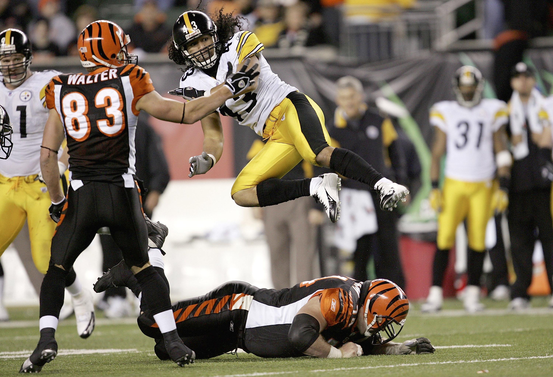Wild Card Game: Pittsburgh Steelers v Cincinnati Bengals