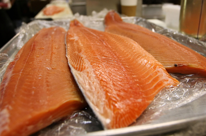 West Coast Salmon Fishing Season Canceled