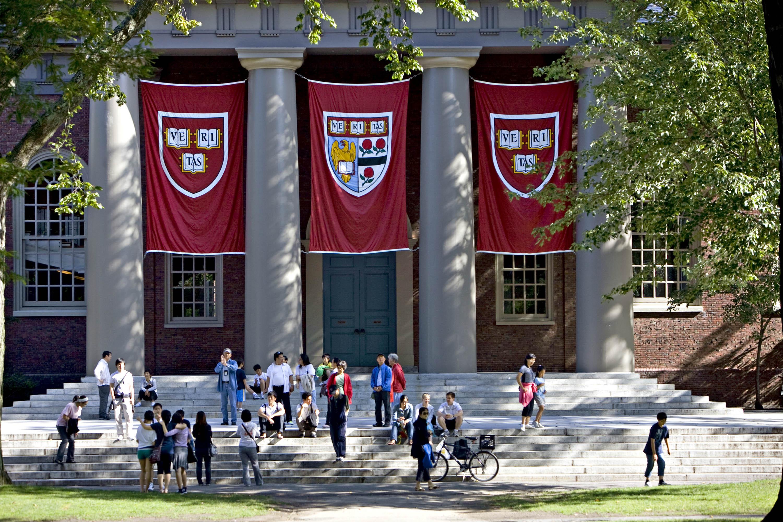 Memorial Church on the Harvard University campus