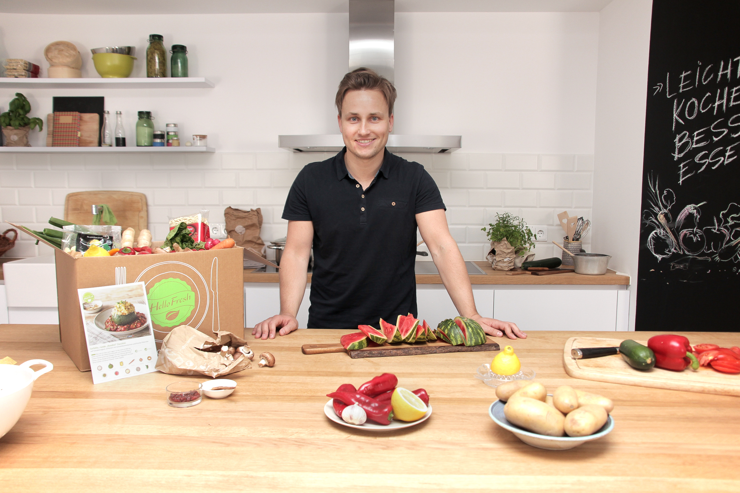 Unicorn 2016 Dominik Richter HelloFresh