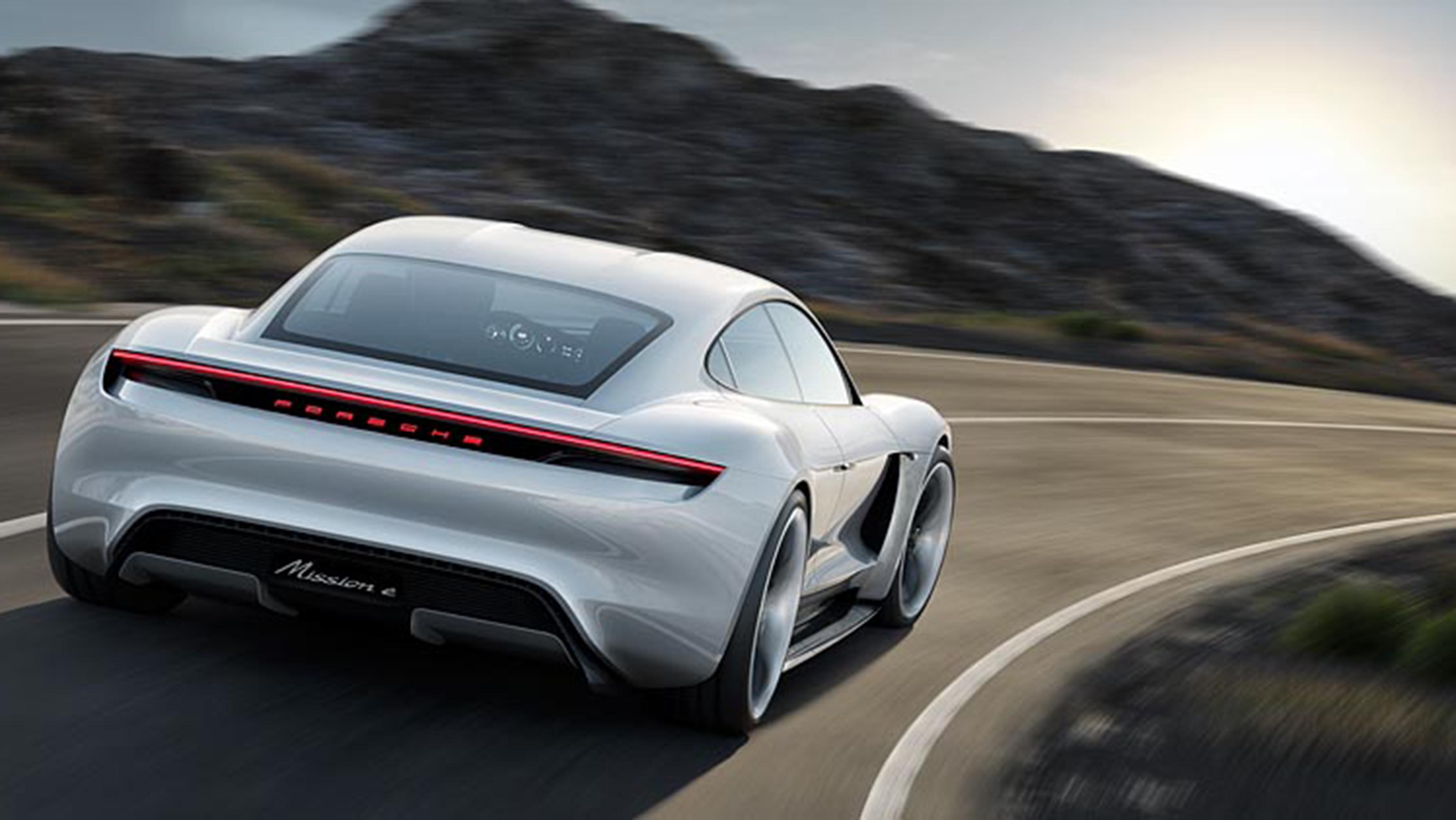 Porsche is Spending $1 Billion on Its Electric Sports Car