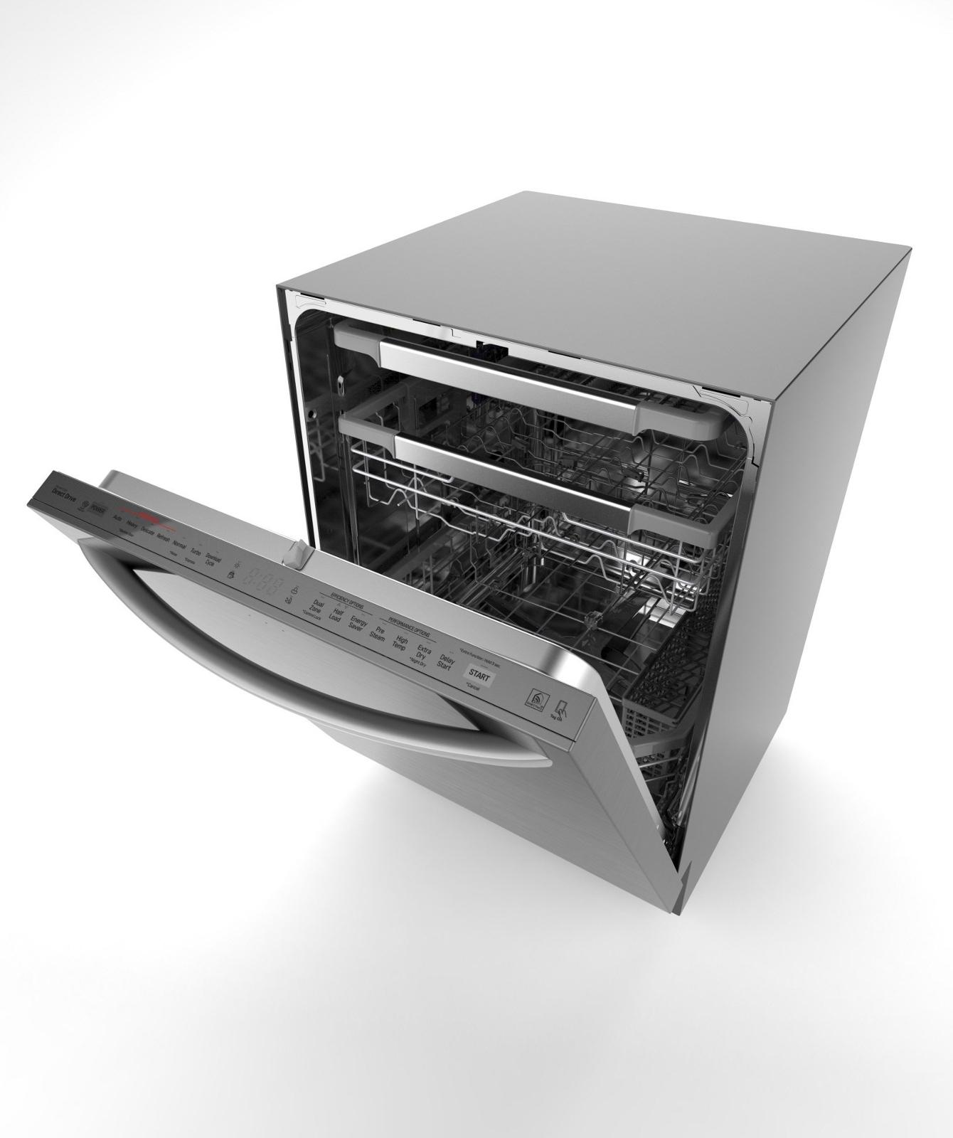 LG LDT8786ST Dishwasher