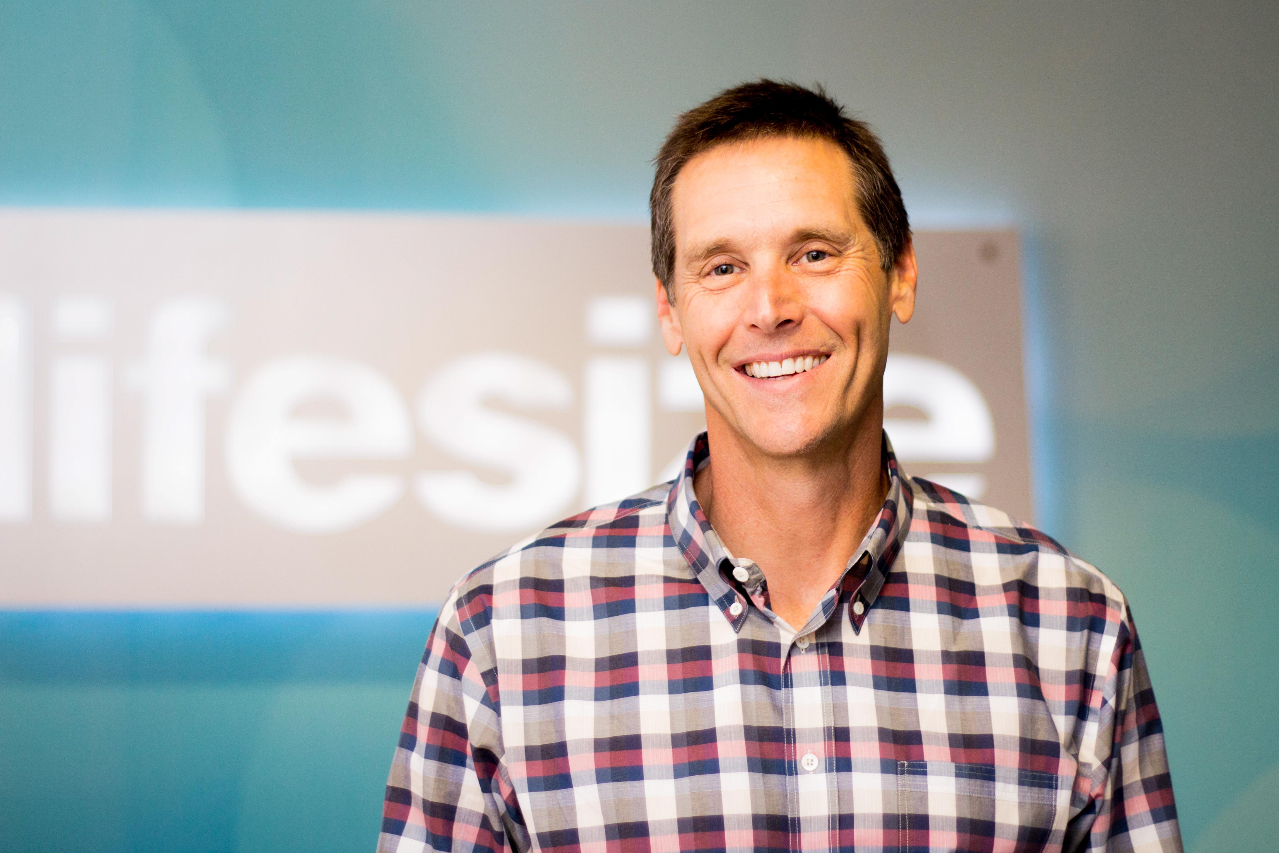 Lifesize CEO Craig Malloy