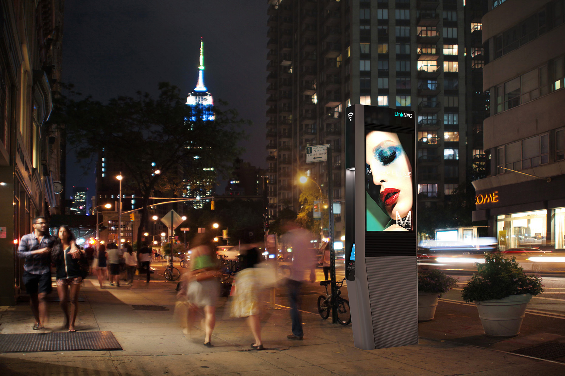 Sidewalk Labs already builds these futuristic 'payphones' that beam free Internet.