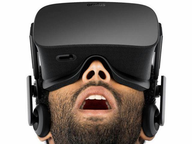 Facebook's Oculus Rift consumer edition ships in 2016.