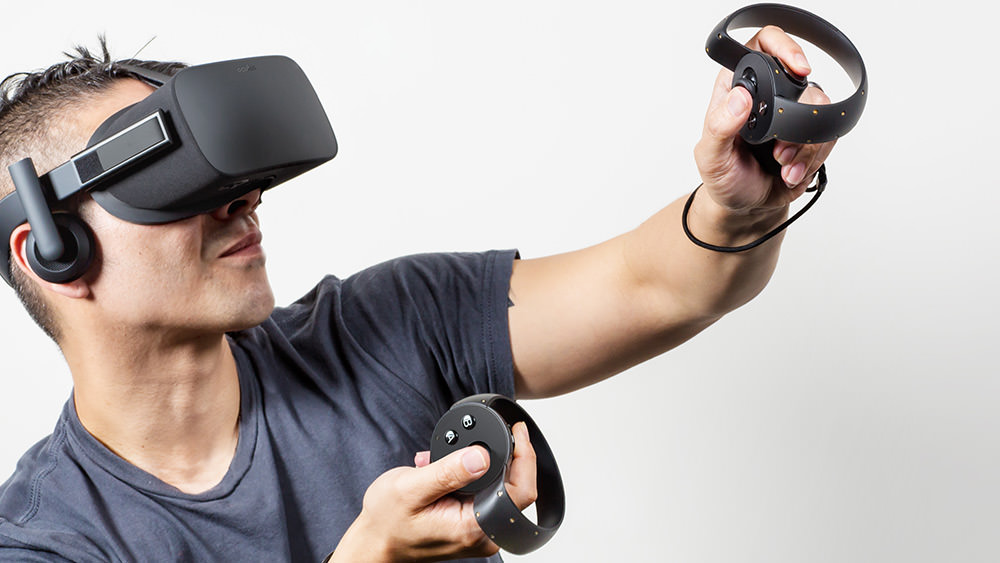 Oculus Touch adds another layer of interactive to virtual reality platform Oculus Rift.