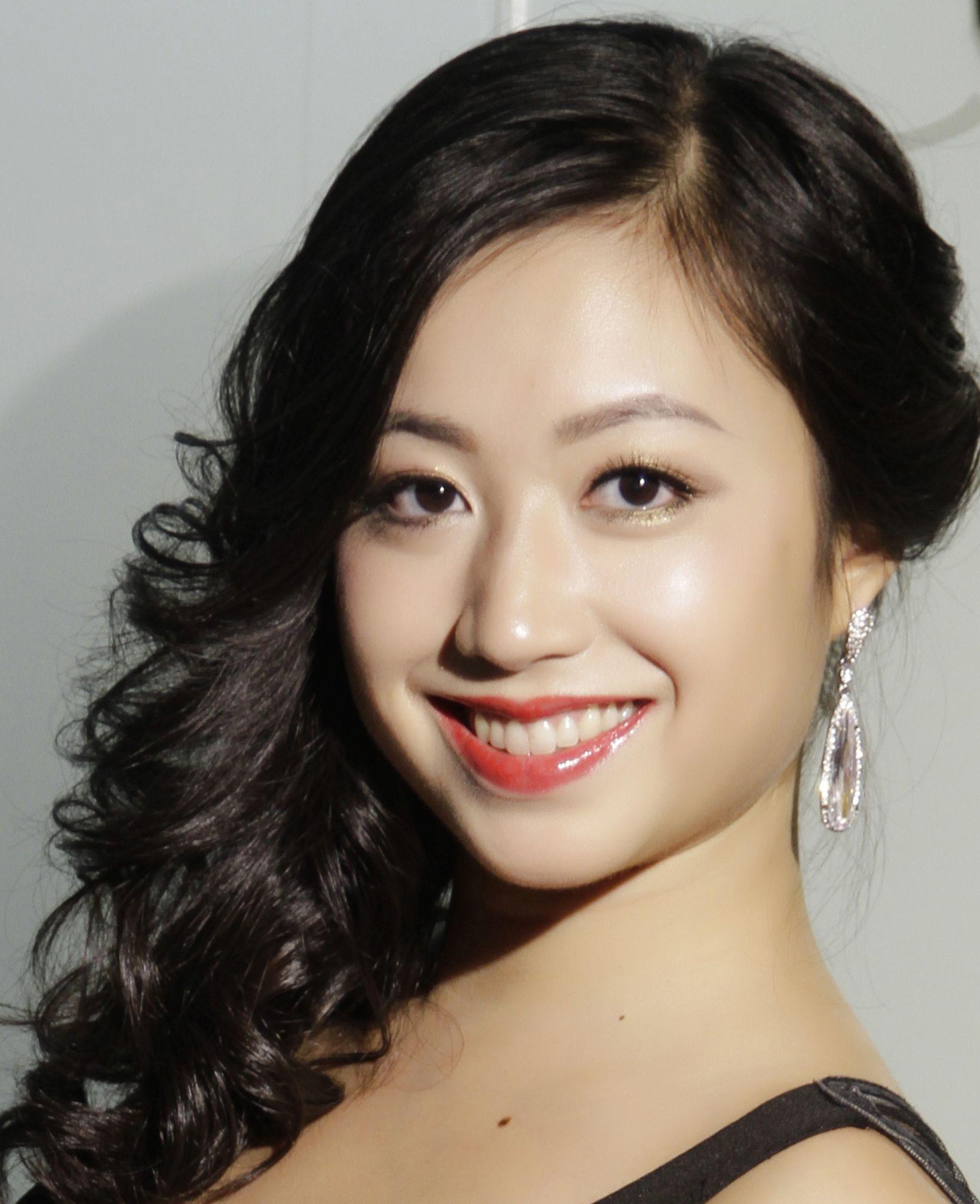 Lisa Wang, cofounder of SheWorx