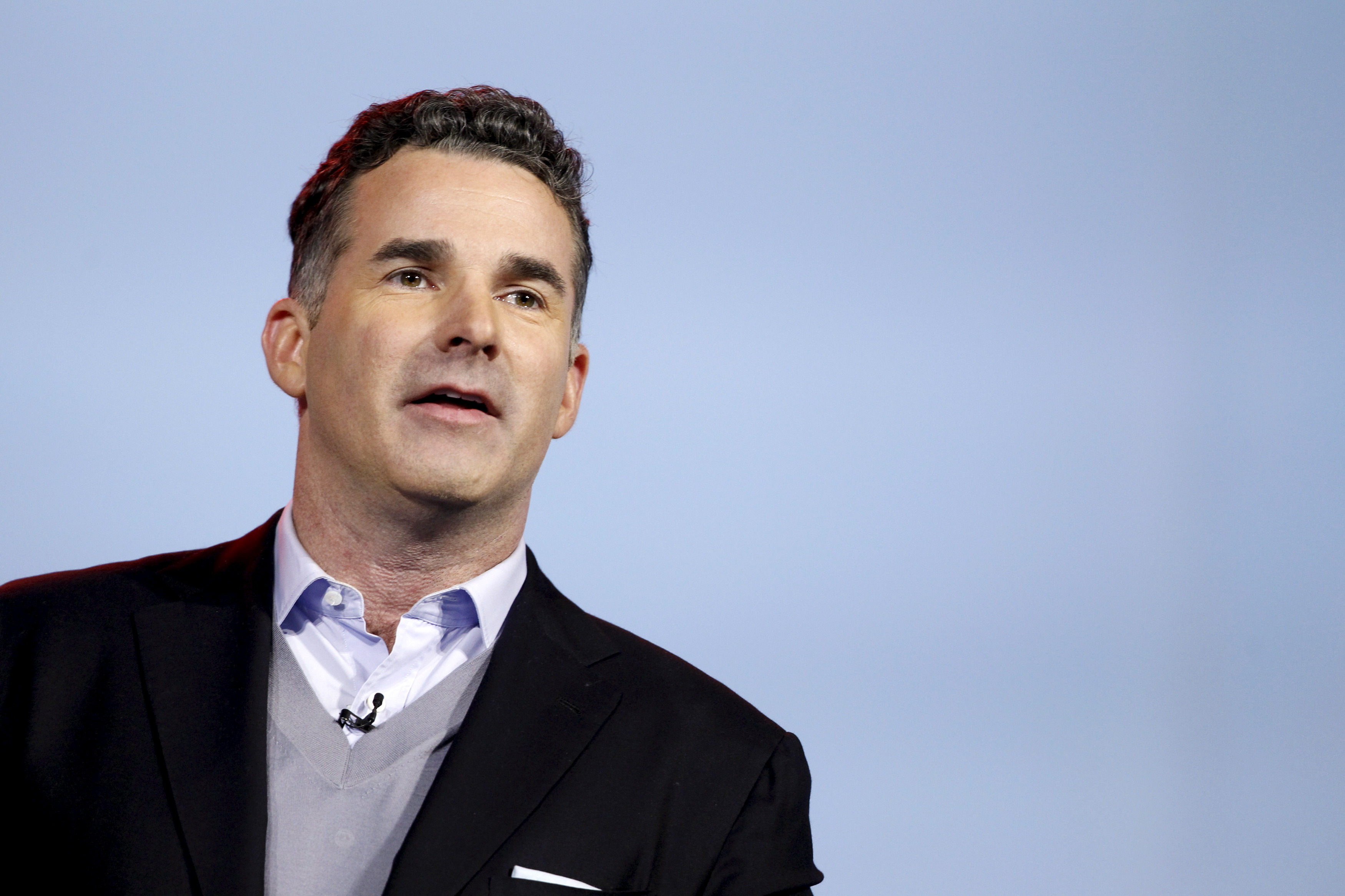 Kevin Plank Under Armour 2016