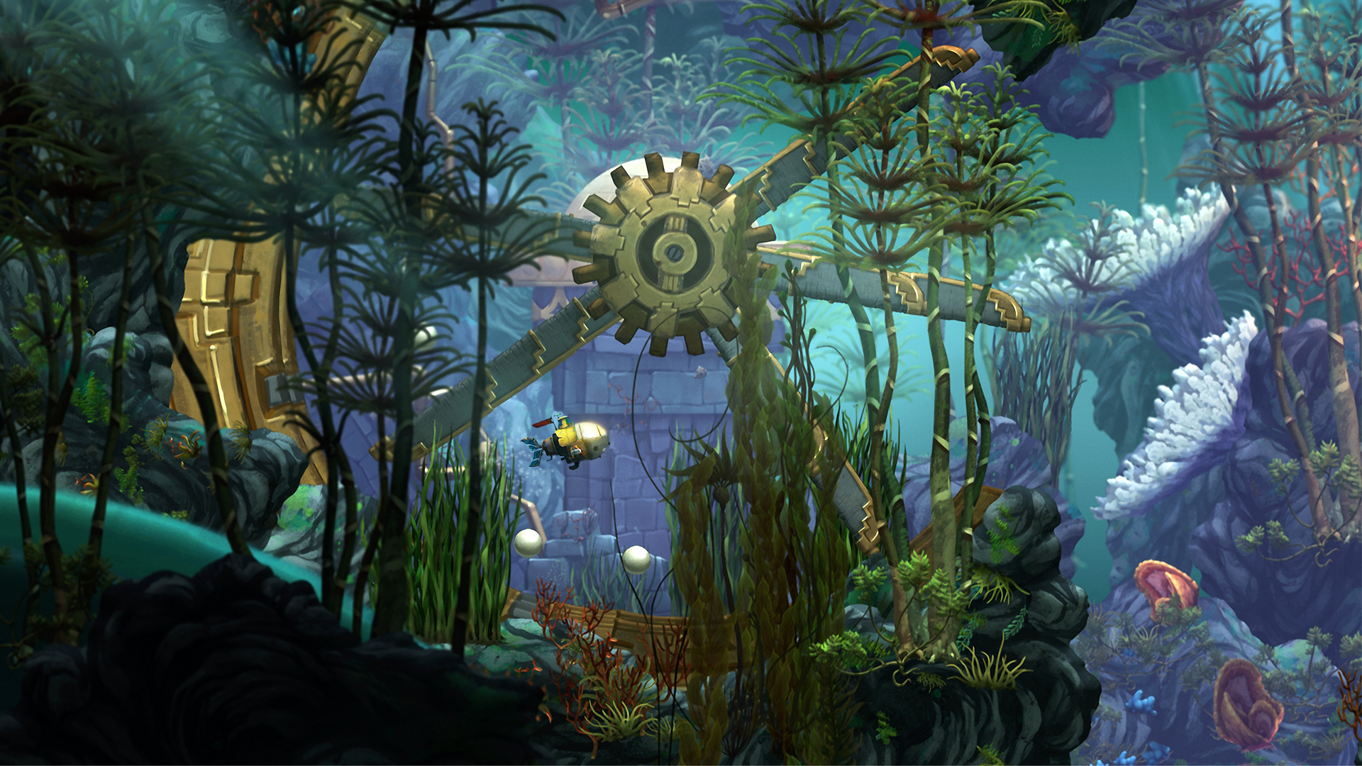 """Song of the Deep"" explores an underwater world created by Insomniac Games and published by GameStop."