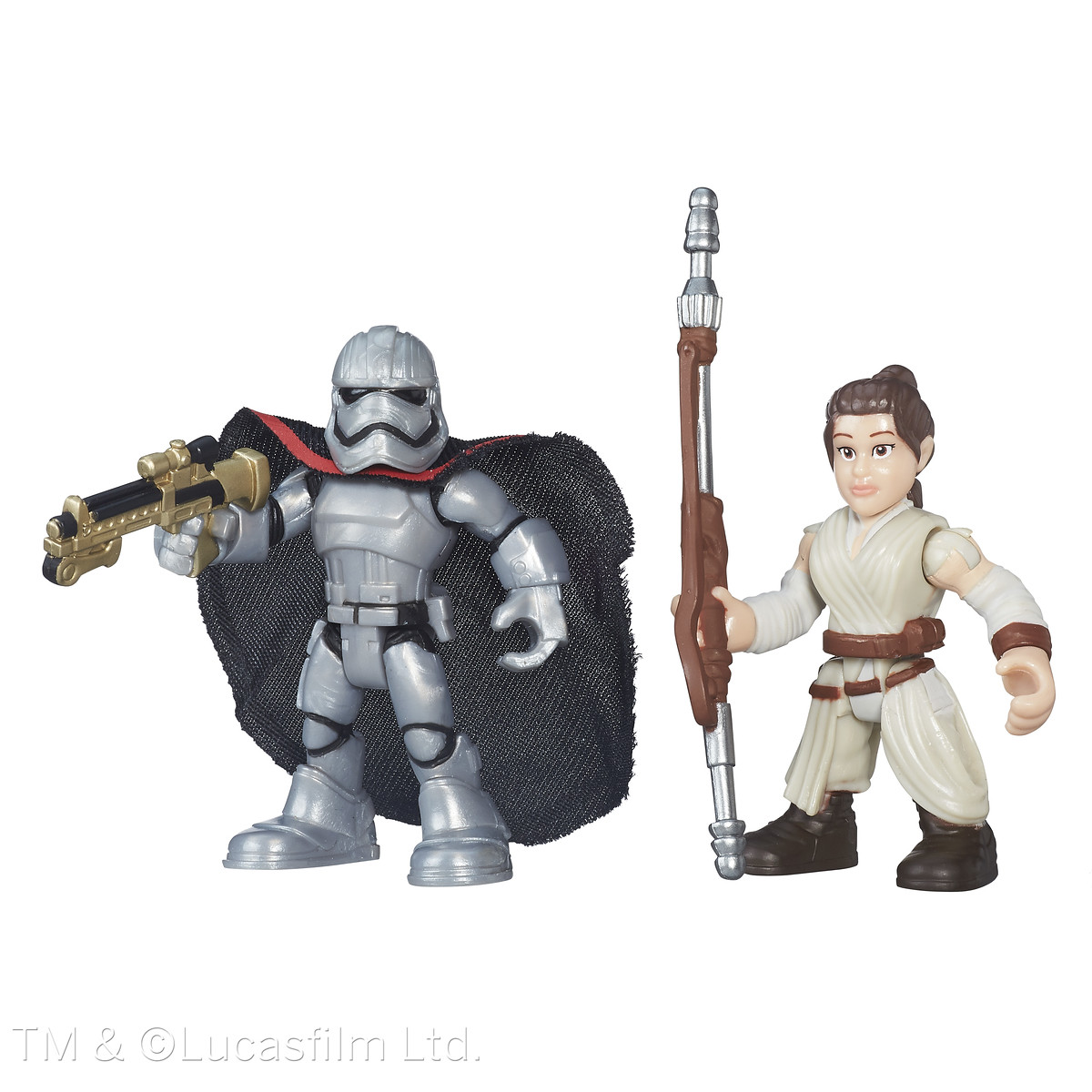 "Star Wars The Force Awakens Hero Rey Action Figure Toy Hasbro Skywalker 6"" Boxed"