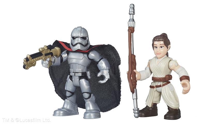 Star Wars Galatic Heroes 2-Packs