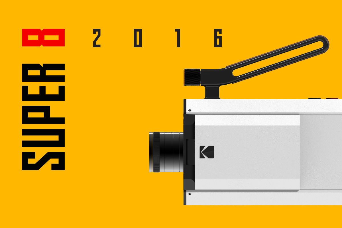 Kodak's Super 8 Camera will launch in fall 2016.