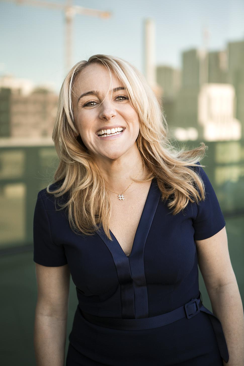 April Underwood, Slack, Twitter