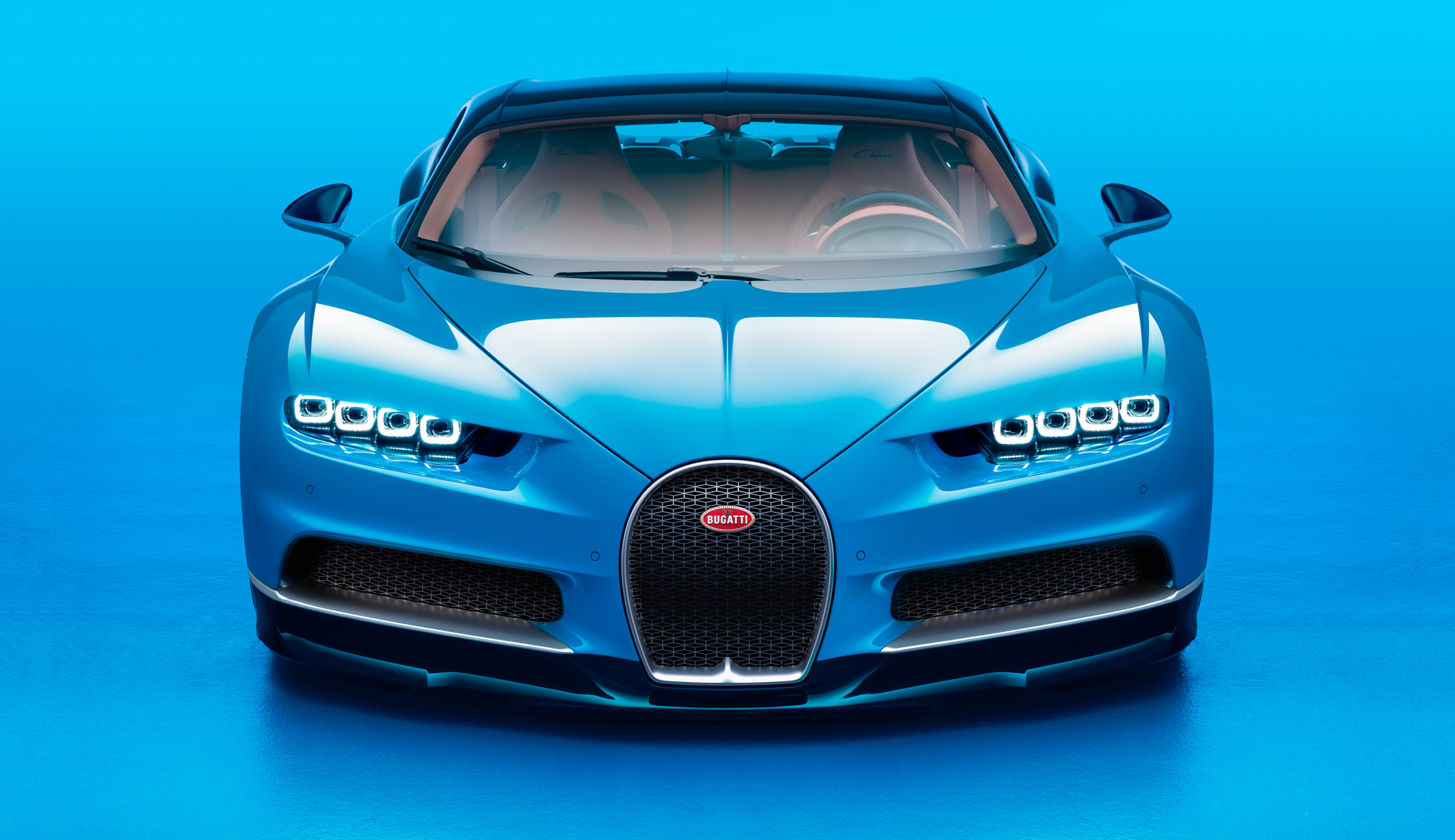 The Chiron, a limited production handcrafted beauty, is focused entirely on performance.