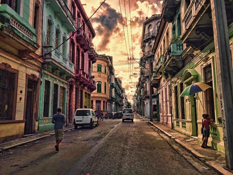 Cuba mongering in KATIE HOPKINS