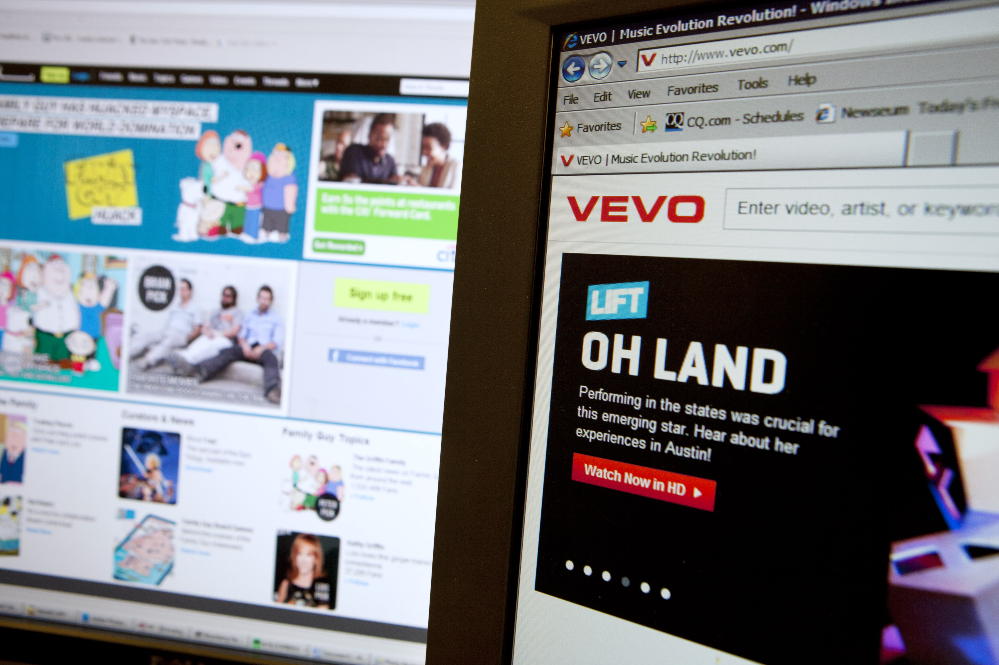 Vevo Might Launch a Subscription Service for Music Videos