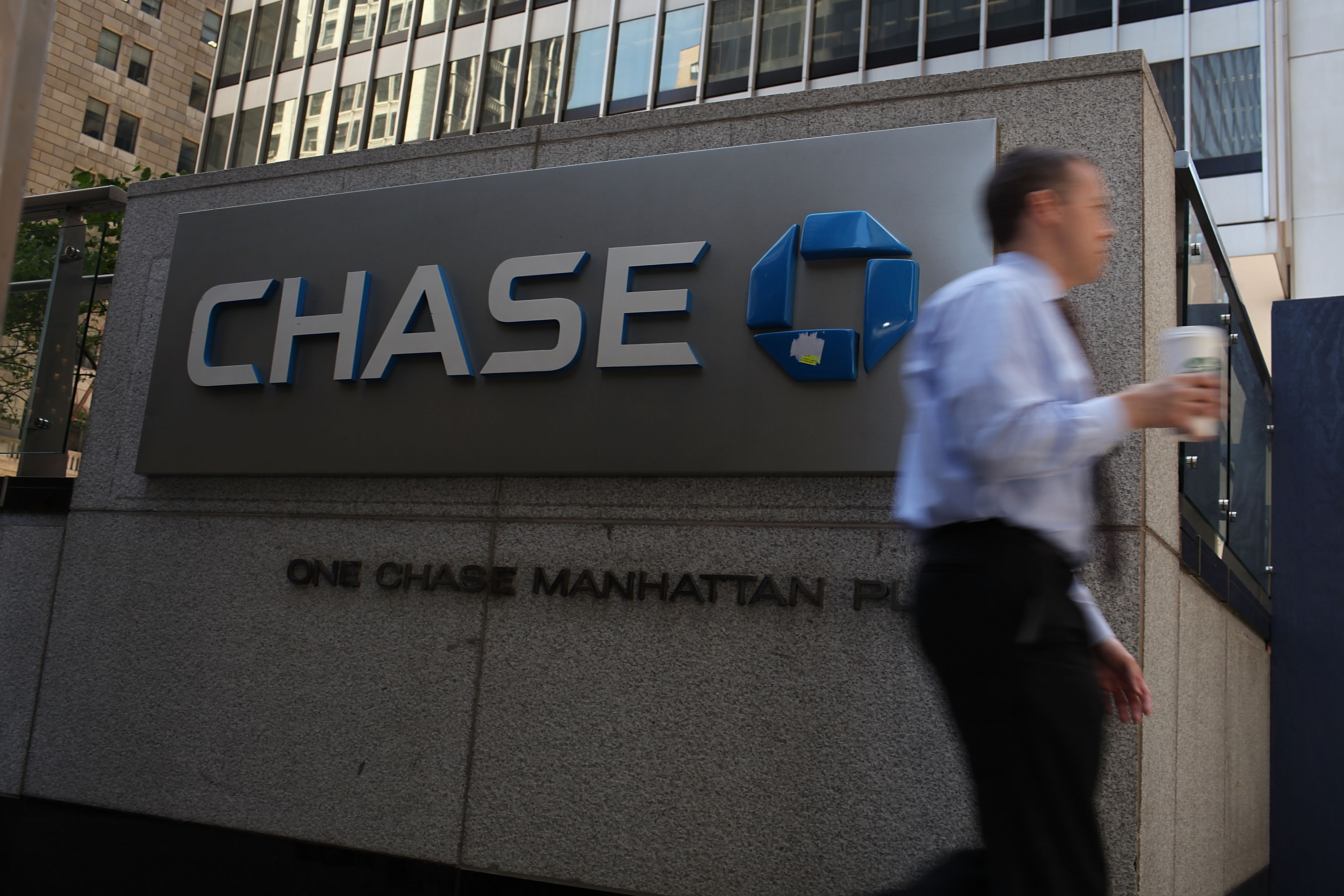 Markets React To JPMorgan Chase Reporting 2 Billion Dollar Loss