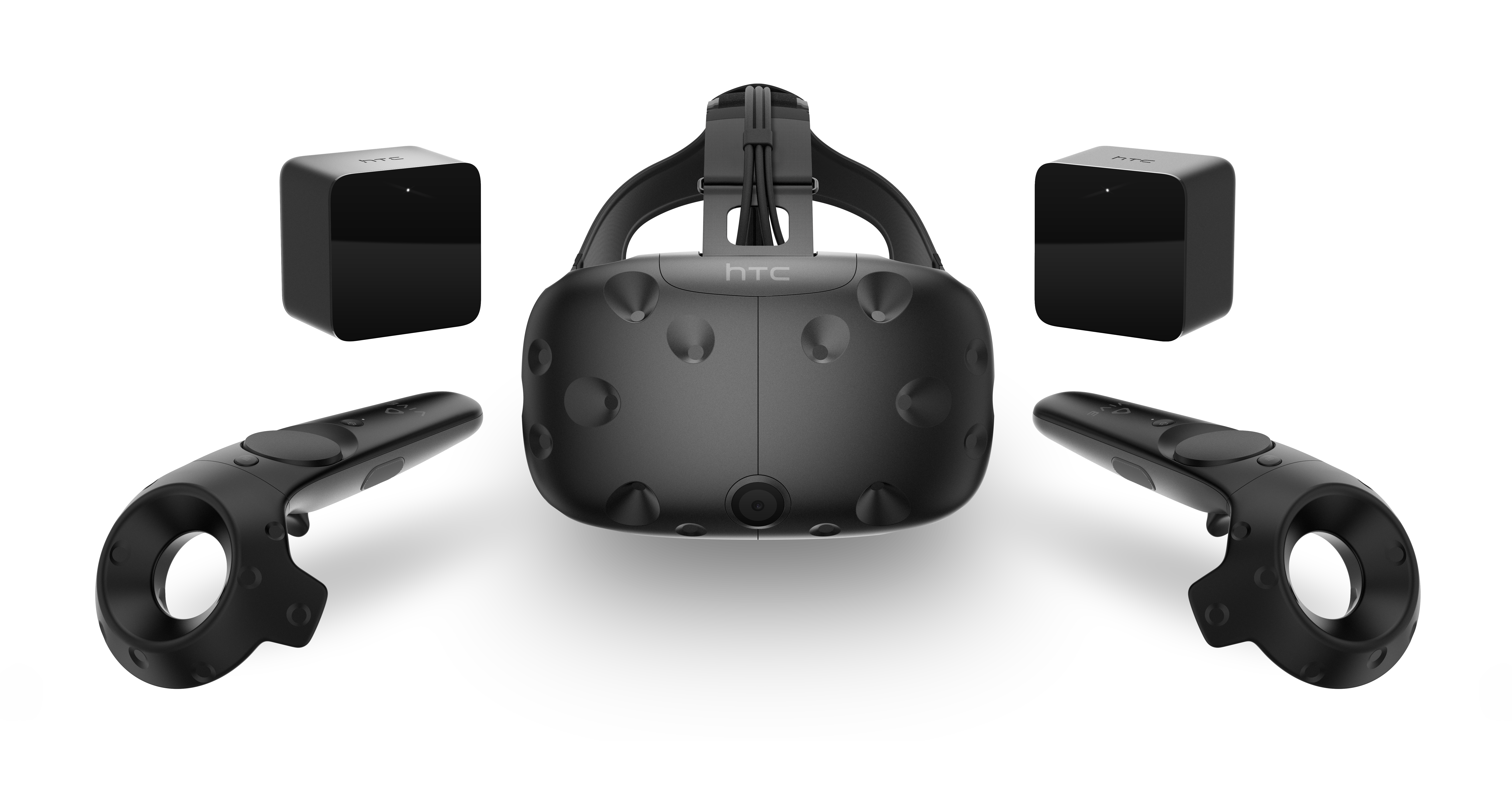 HTC Vive Consumer Edition makes its debut at Mobile World Congress and will include all of this technology for $799.