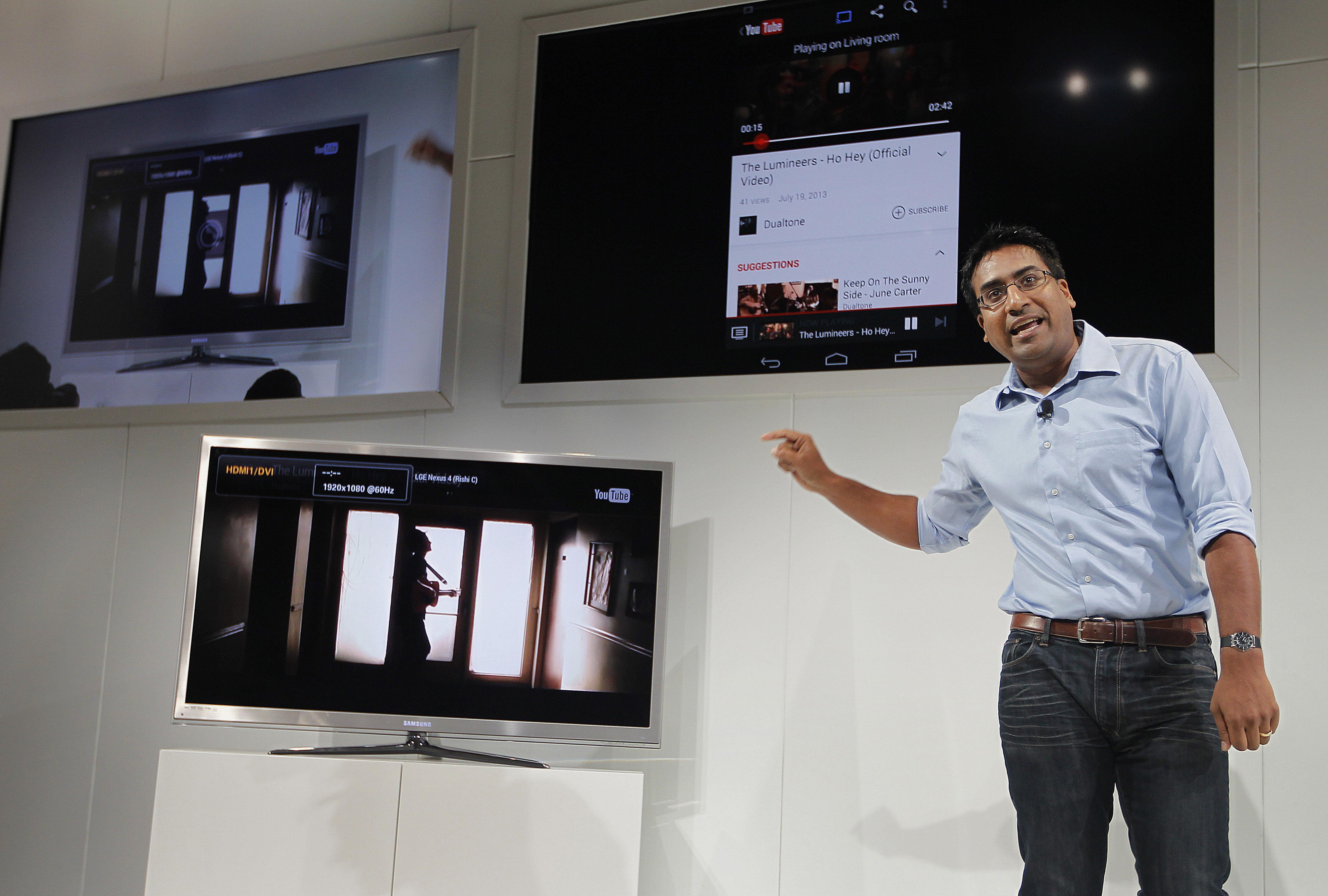 Google Unveils Updated Nexus 7 in Push Against Apple, Microsoft