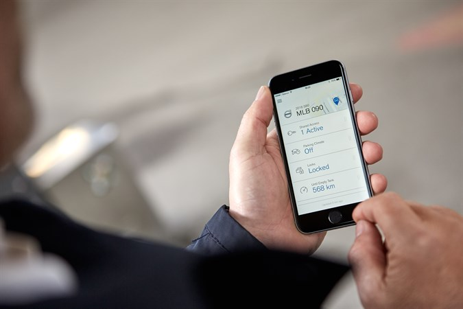Volvo Is Ditching Car Keys For A Smartphone App Fortune