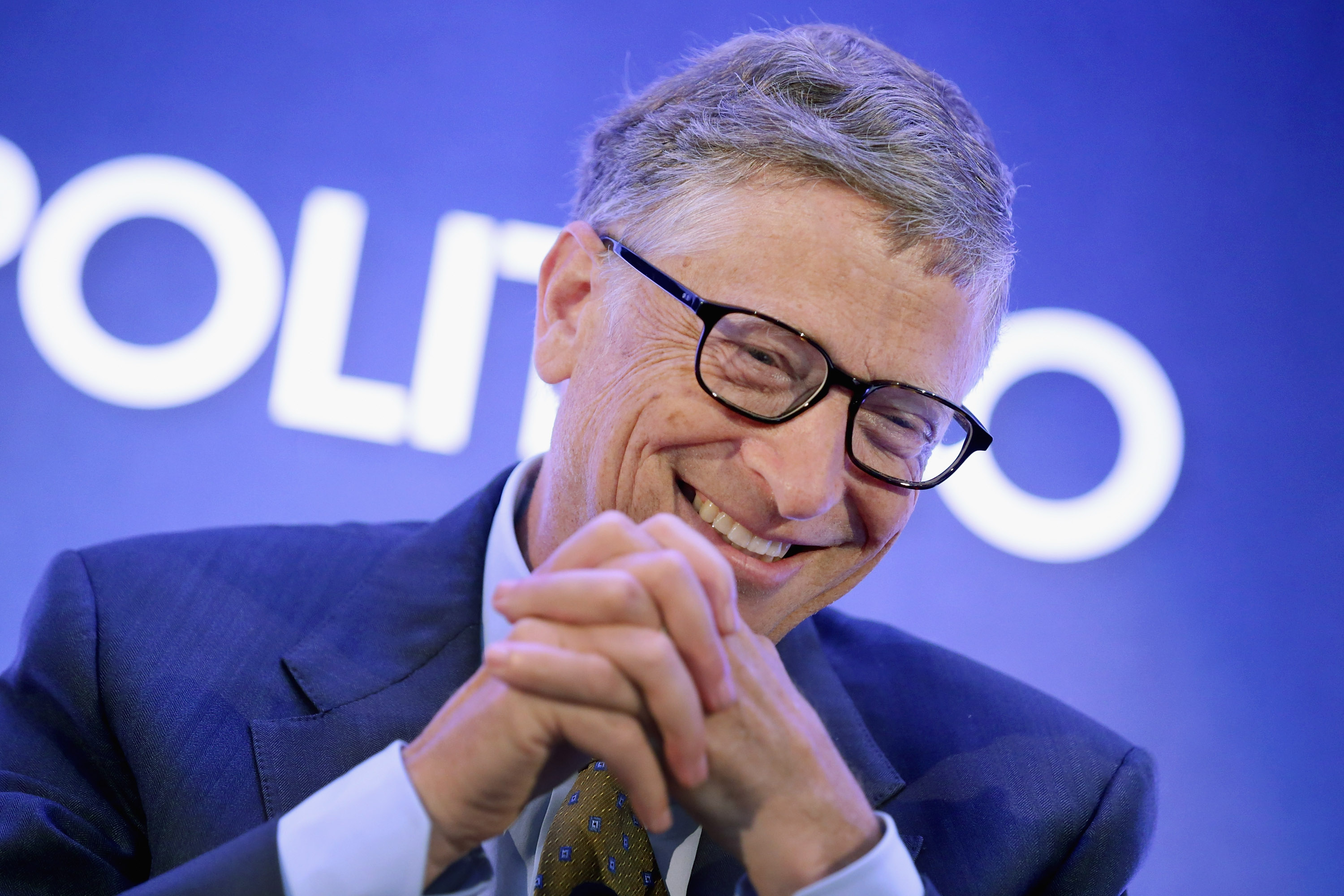 Bill Gates Speaks On Ebola Crisis
